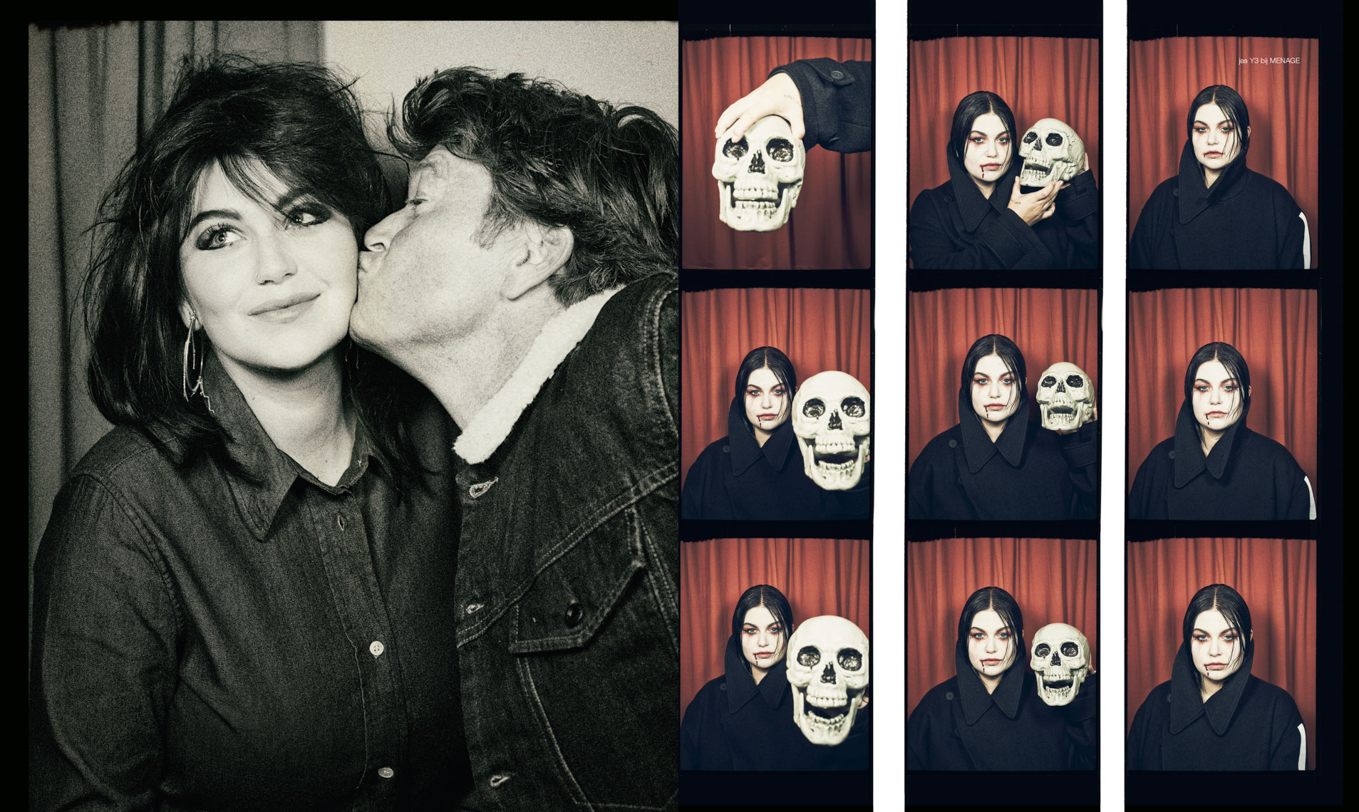 Photo Booth  -  Beau and Roxeanne
