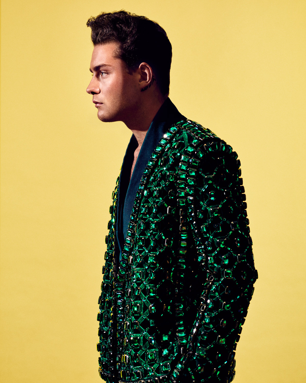 Douwe Bob for Vogue Man NL by Marc de Groot