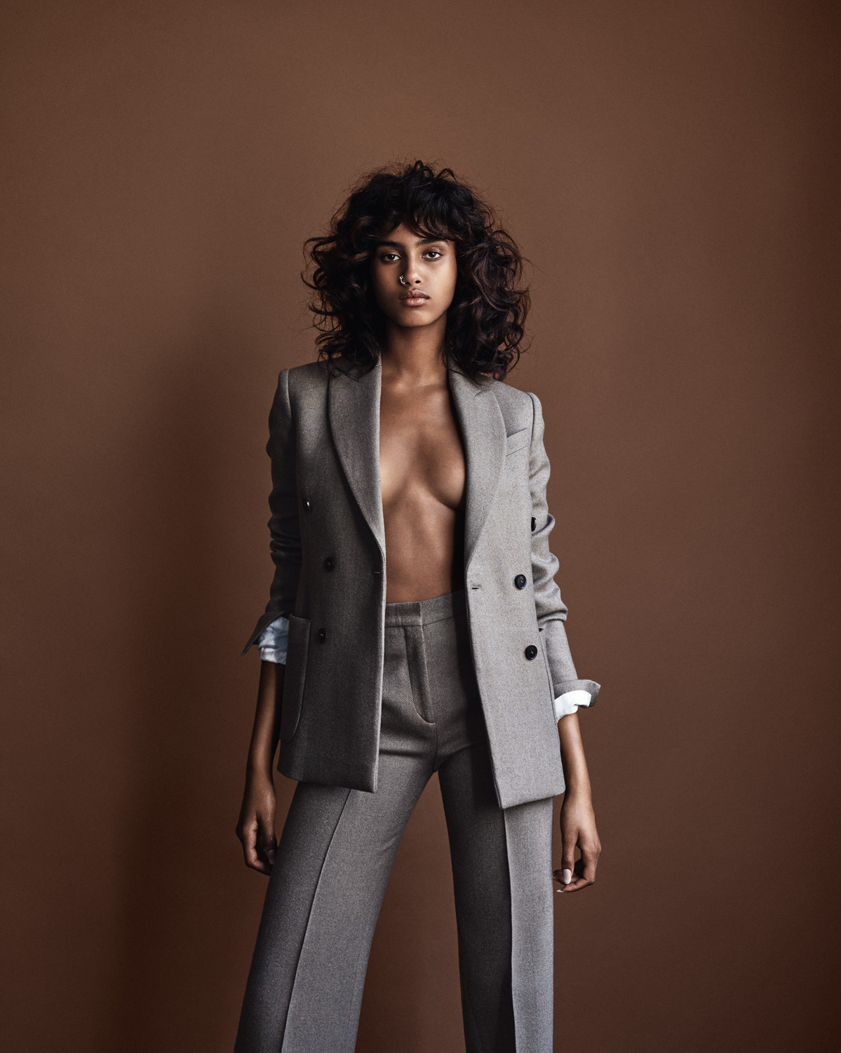 Imaan Hammam for VogueNL by Marc de Groot-16
