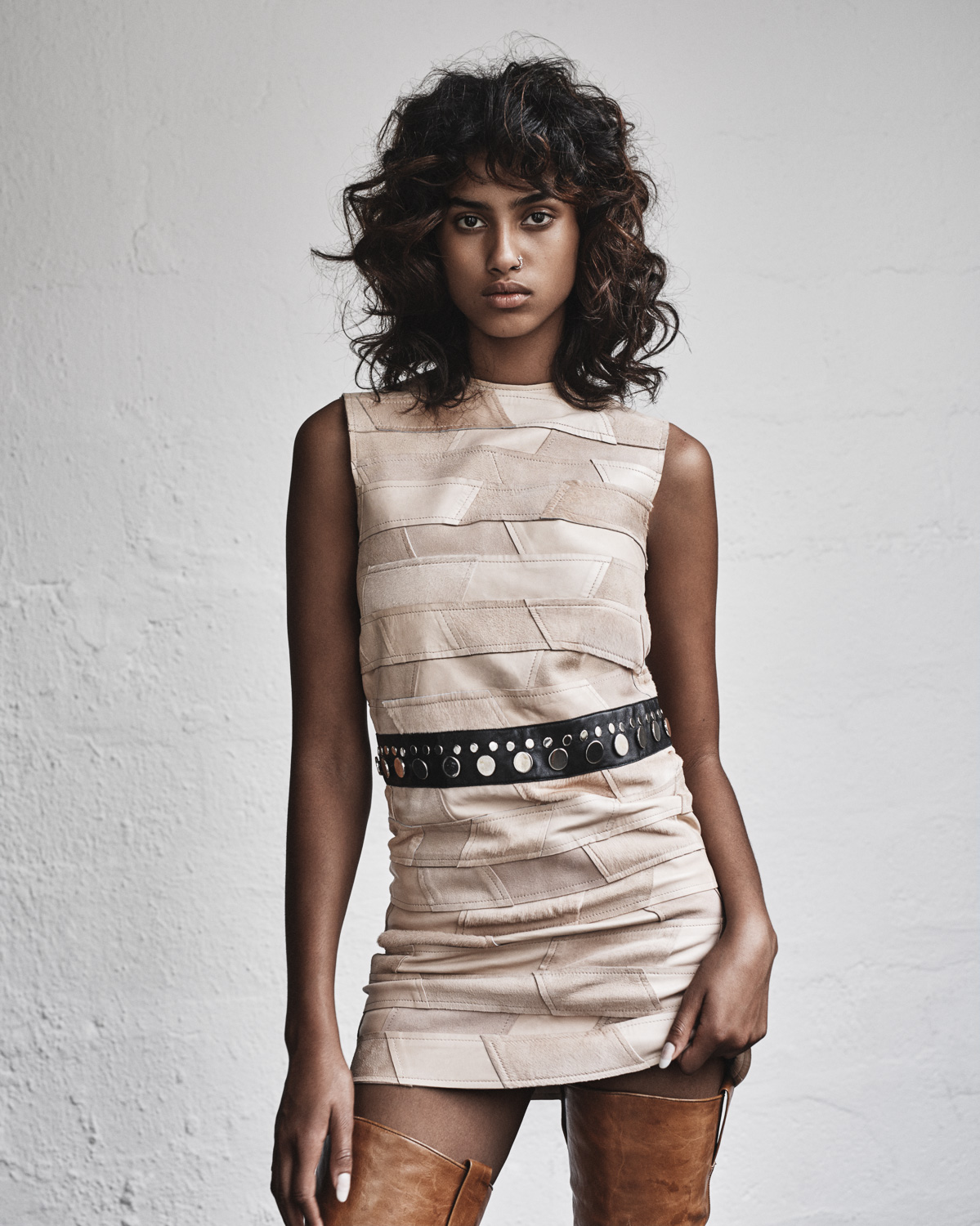 Imaan Hammam for VogueNL by Marc de Groot-18