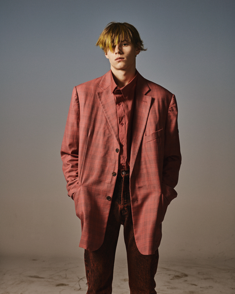Noah Bunink by Marc de Groot Vogue MAN
