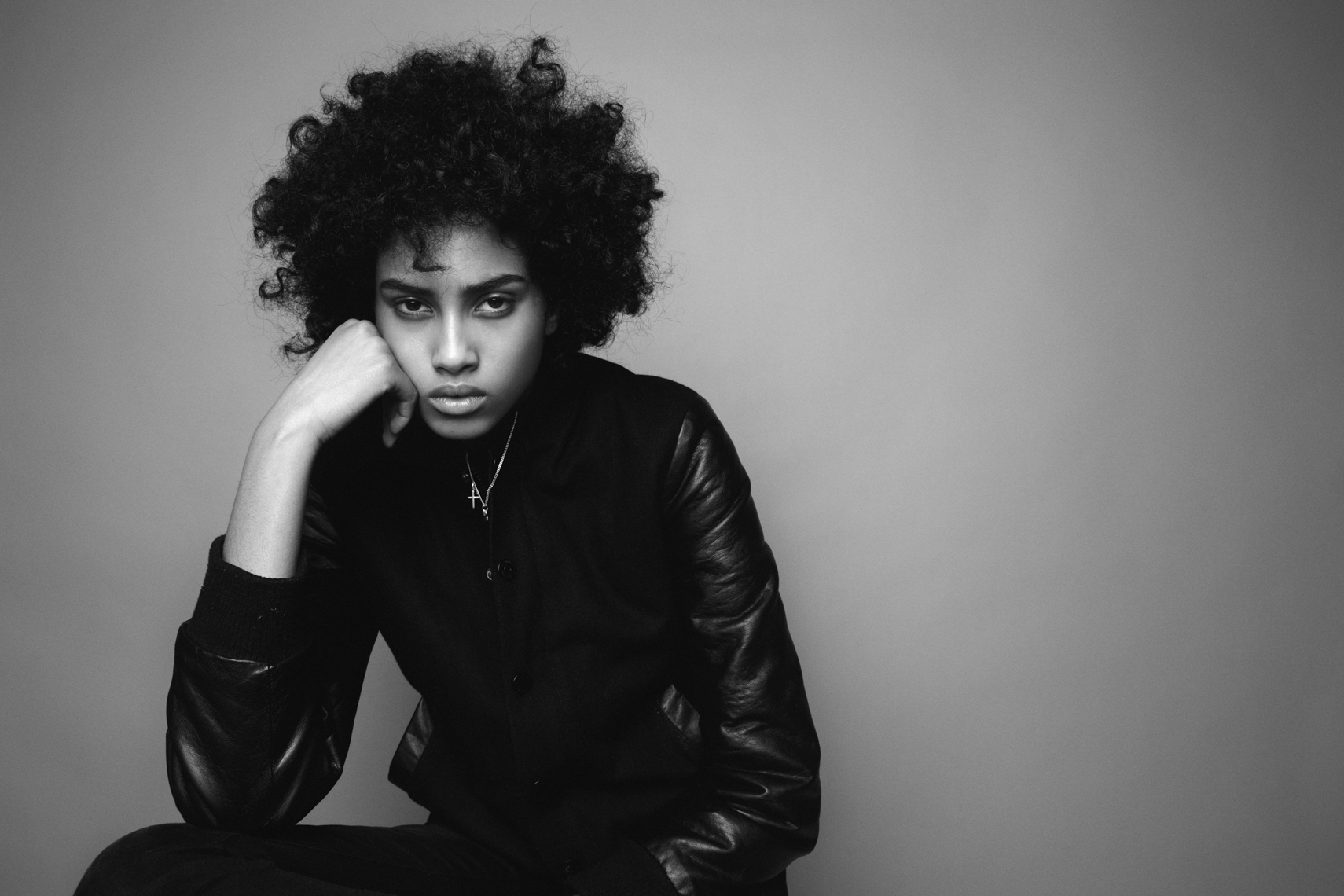 Imaan Hammam by Marc de Groot