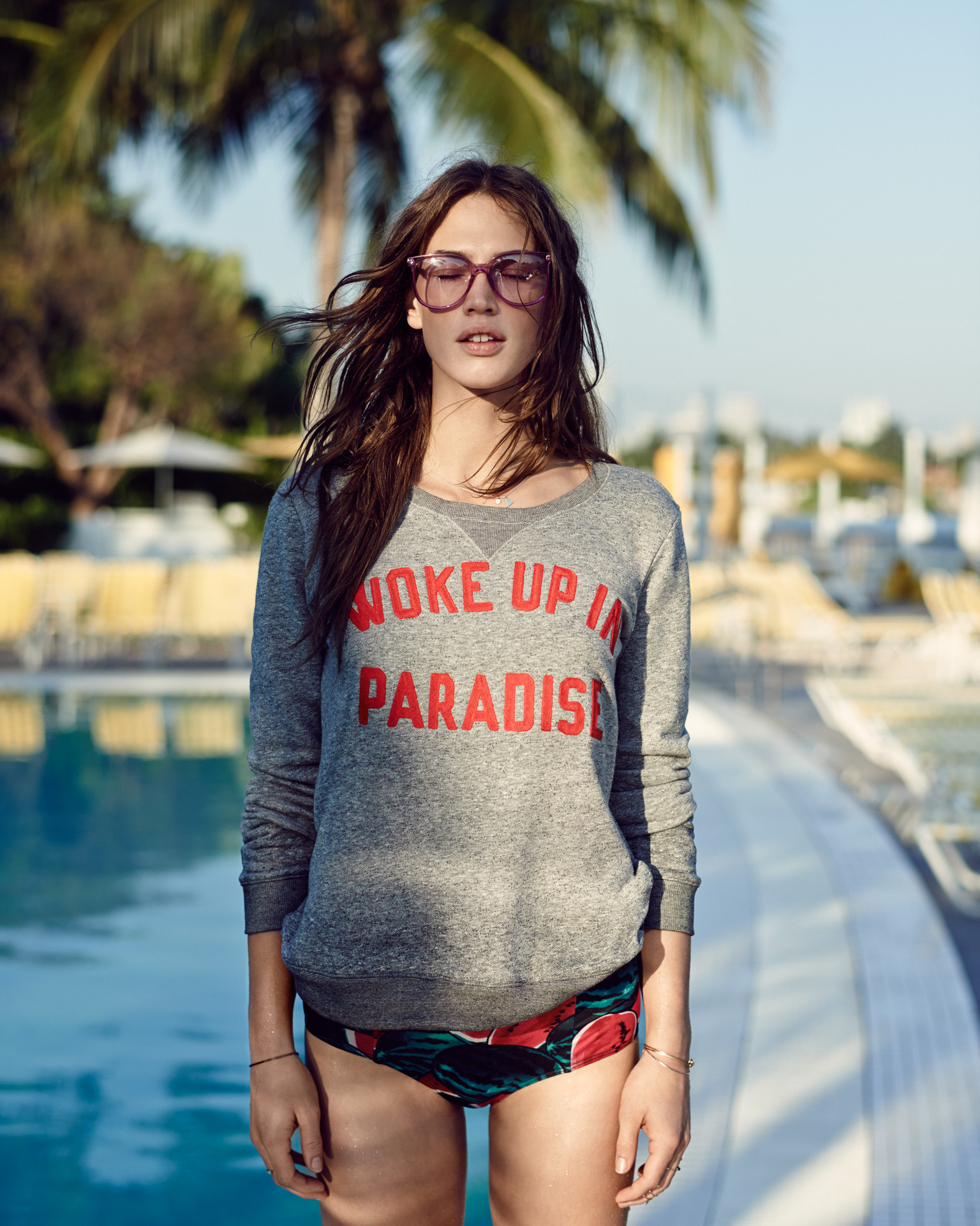 Crista Cober for Scotch and Soda by Marc de Groot